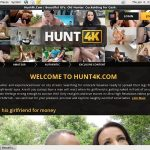 Hunt 4k Create Account