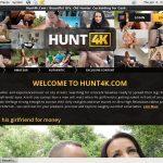 Hunt4k.com By SMS