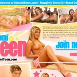 Naomi Teen Sing Up