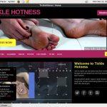 TICKLE HOTNESS Full Site