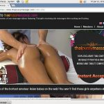 Thaipussymassage Discount Account