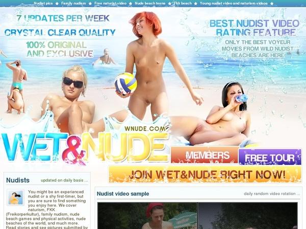 Wet & Nude Bypass