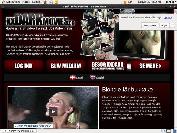 XX Dark Movies Dk Coupons
