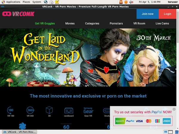 Vrconk Wnu.com