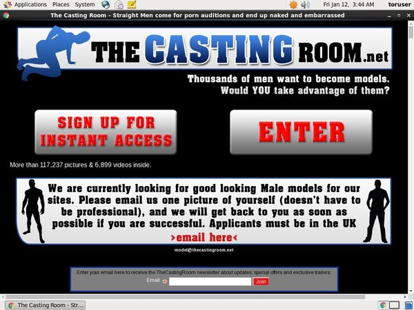 The Casting Room All Videos