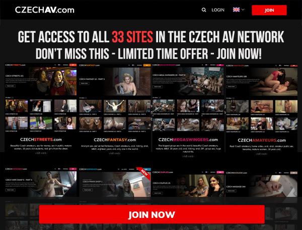 Czech AV Discount Promo