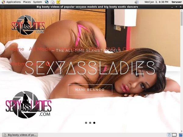 Sexyassladies Free App